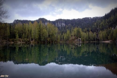 Jezioro Pískovna