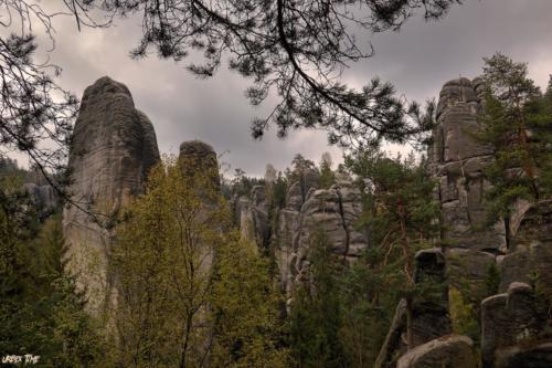 Skalne Miasto Adršpach