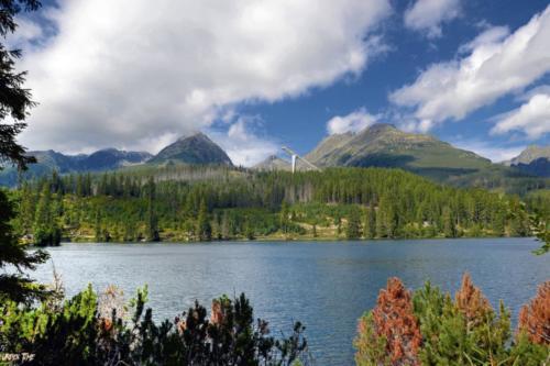 Szczyrbskie Jezioro 2